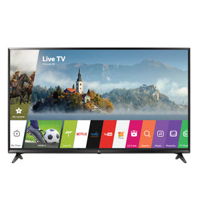 """43UJ6300 43"""" 4K UHD HDR LED Smart TV with True Color Accuracy"""
