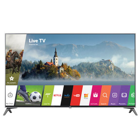 "55UJ7700 55"" 4K UHD HDR LED Smart TV with Dolby Vision"