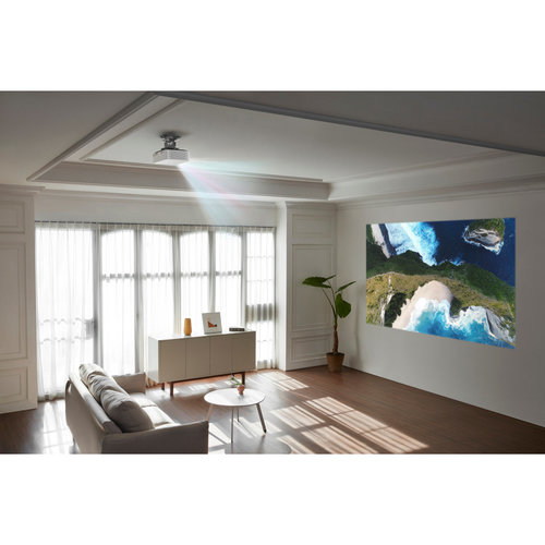 View Larger Image of HU70LA CineBeam UHD LED Smart Home Theater