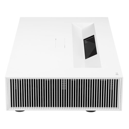 View Larger Image of HU85LA 4K UHD Laser Smart Home Theater CineBeam Projector (White)