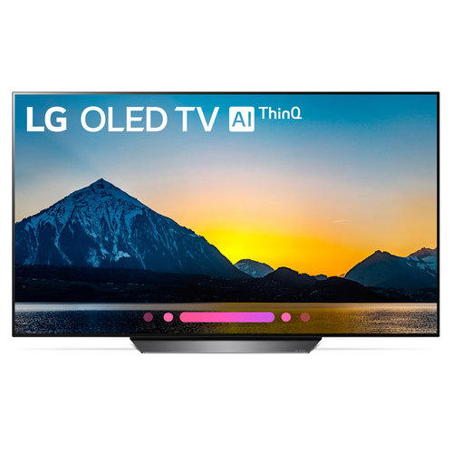 "View Larger Image of OLED65B8PUA 65"" 4K UHD HDR OLED Smart TV with AI ThinQ"