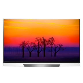 "OLED65E8P 65"" OLED 4K UHD HDR Glass Design Smart TV"