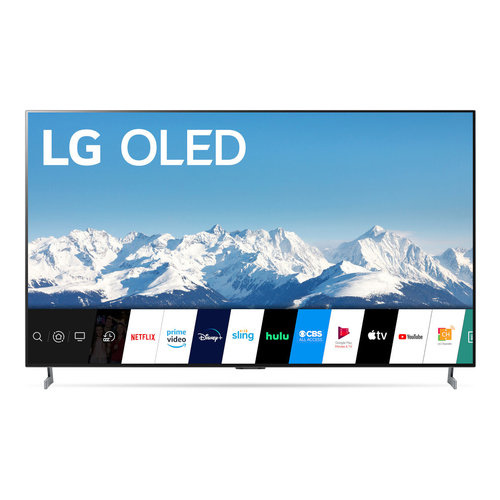 "View Larger Image of OLED65GXP 65"" OLED Gallery 4K UHD HDR Smart TV"