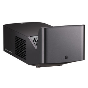 PF1000UW Ultra Short Throw LED Home Theater Projector with webOS Smart TV and Magic Remote