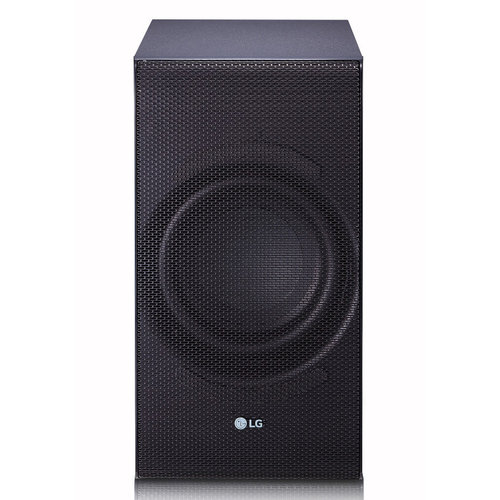 View Larger Image of SJ8 4.1 Channel High Resolution Audio Soundbar with Wireless Subwoofer