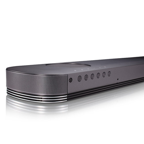 View Larger Image of SJ9 5.1.2 Channel High Resolution Audio Soundbar with Dolby Atmos and Wireless Subwoofer