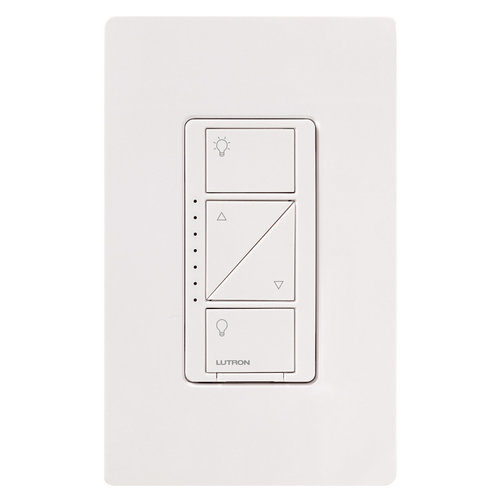 View Larger Image of Caseta Wireless In-Wall Dimmer with Pico Remote Control Kit