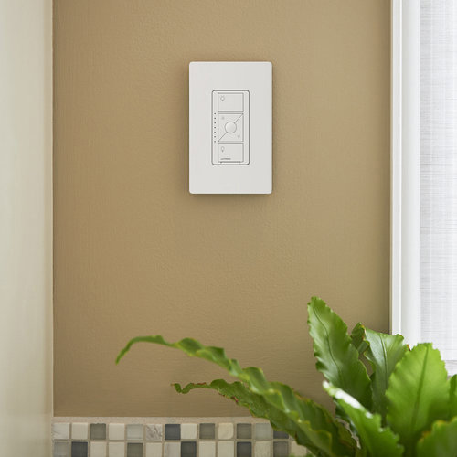 View Larger Image of Caseta Wireless In-Wall ELV+ Light Dimmer for Wall and Ceiling Lights