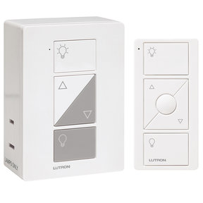Caseta Wireless Plug-In Dimmer with Pico Remote Control Kit