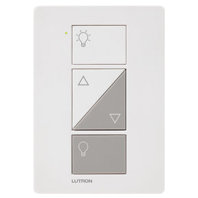 Caseta Wireless Plug-In Lamp Dimmer for Table and Floor Lamps
