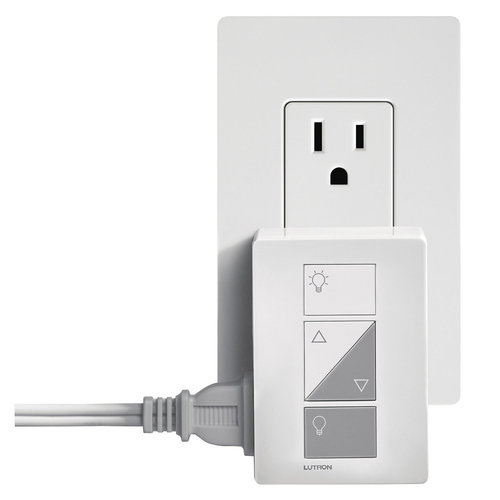 View Larger Image of Caseta Wireless Plug-In Lamp Dimmer for Table and Floor Lamps