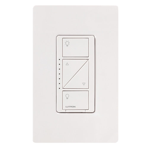 View Larger Image of Caseta Wireless Smart Bridge Dimmer Kit with Pico Remotes for Plug-In Table and Floor Lamps