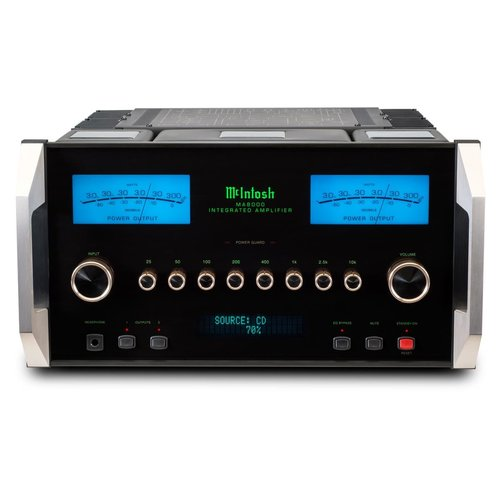 View Larger Image of MA8000 Integrated Amplifier (Black)