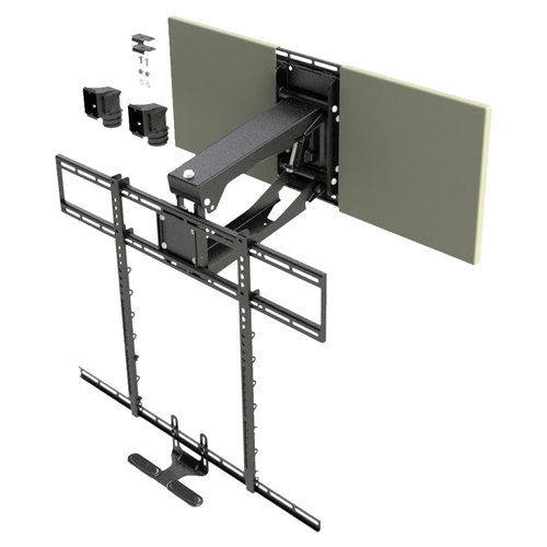 View Larger Image of MM700 Pro Pull Down TV Mount