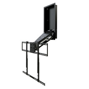 MM855 Automated Drop Down and Swivel TV Wall Mount