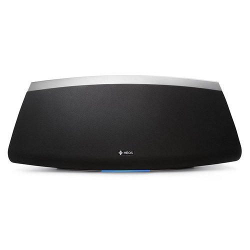 View Larger Image of AV7703 11.2 Channel Full 4K Ultra HD A/V Pre-Amplifier with Bluetooth and Wi-Fi with Denon HEOS 7 Five-Driver Wireless Speaker System - Series 2
