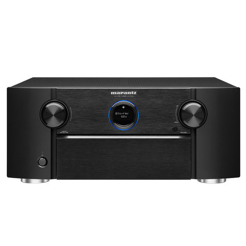 View Larger Image of AV7704 11.2 Channel Full 4K Ultra HD A/V Pre-Amplifier with HEOS