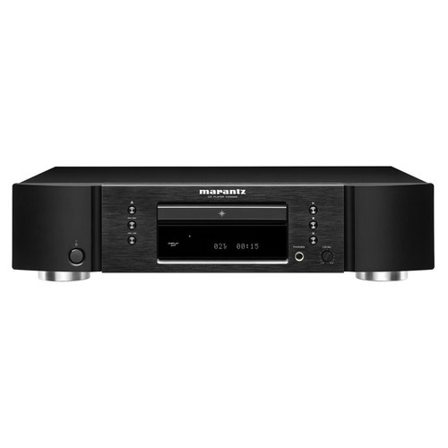 View Larger Image of CD5005 Single Disc CD Player
