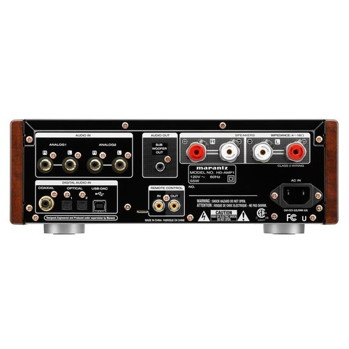 View Larger Image of HD-AMP1 Digital Integrated Amplifier With DAC