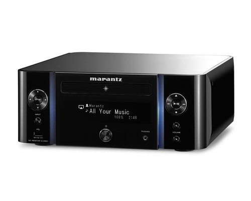 View Larger Image of M-CR611 Network CD Receiver with AirPlay, Spotify, Bluetooth, and Internet Radio
