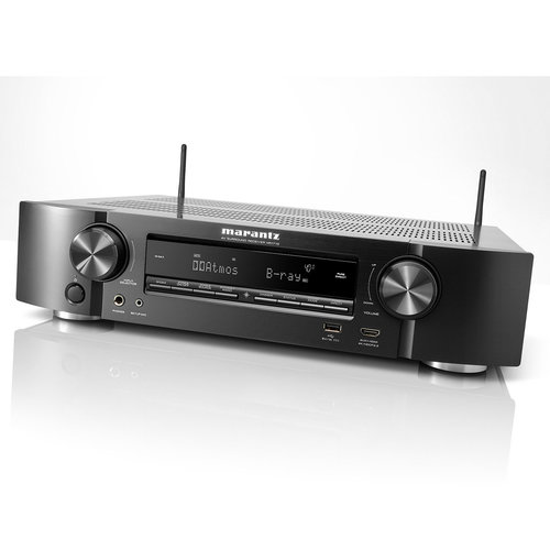 View Larger Image of NR-1710 Slim 7.2-Channel 4K Ultra HD AV Receiver with HEOS Built-In