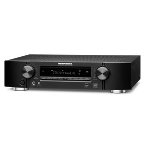 NR1609 Ultra-Slim 7.2-Channel Network AV Receiver with HEOS