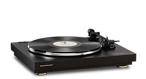View Larger Image of TT42 Fully Auto Belt Drive Turntable