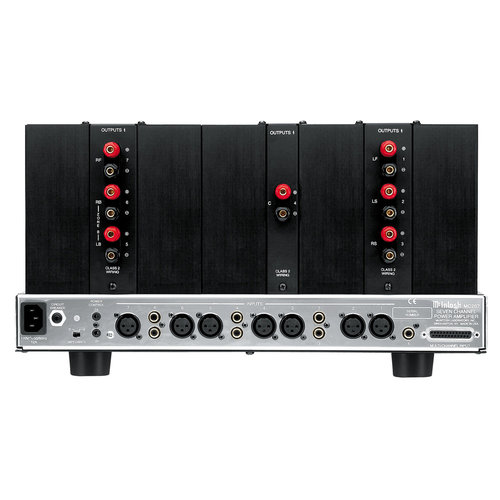 View Larger Image of MC207 Multi-Channel Power Amplifier