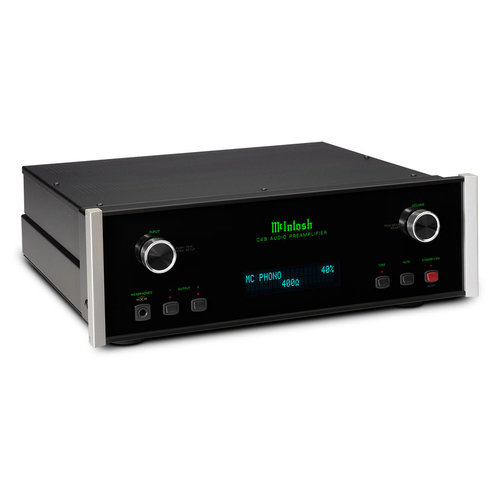 View Larger Image of C49 2-Channel Solid State Preamplifier