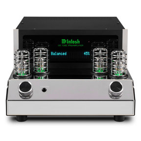 C8 2-Channel Vacuum Tube Stereo Preamplifier with Digital Audio Module