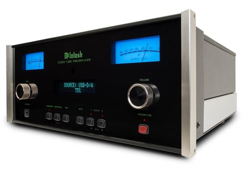 View Larger Image of C2500 High Performance Tube Preamplifier