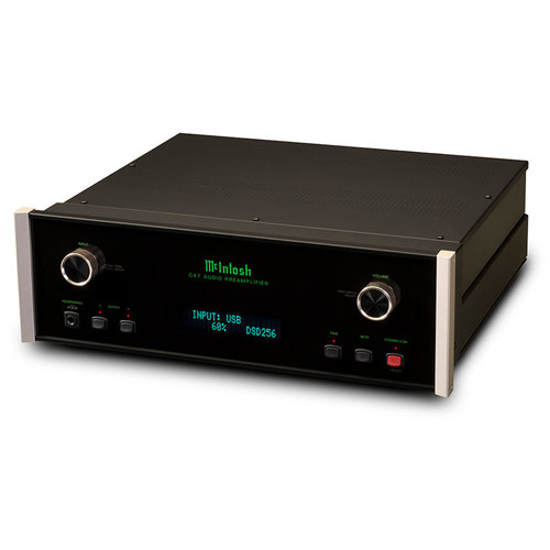 View Larger Image of C47 Stereo Preamplifier