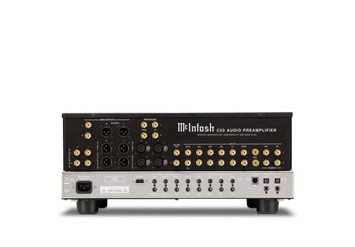 View Larger Image of C50 Audio PreAmp Control Center (Black)