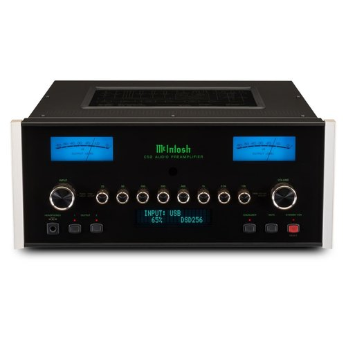 View Larger Image of C52 Preamplifier Control Center
