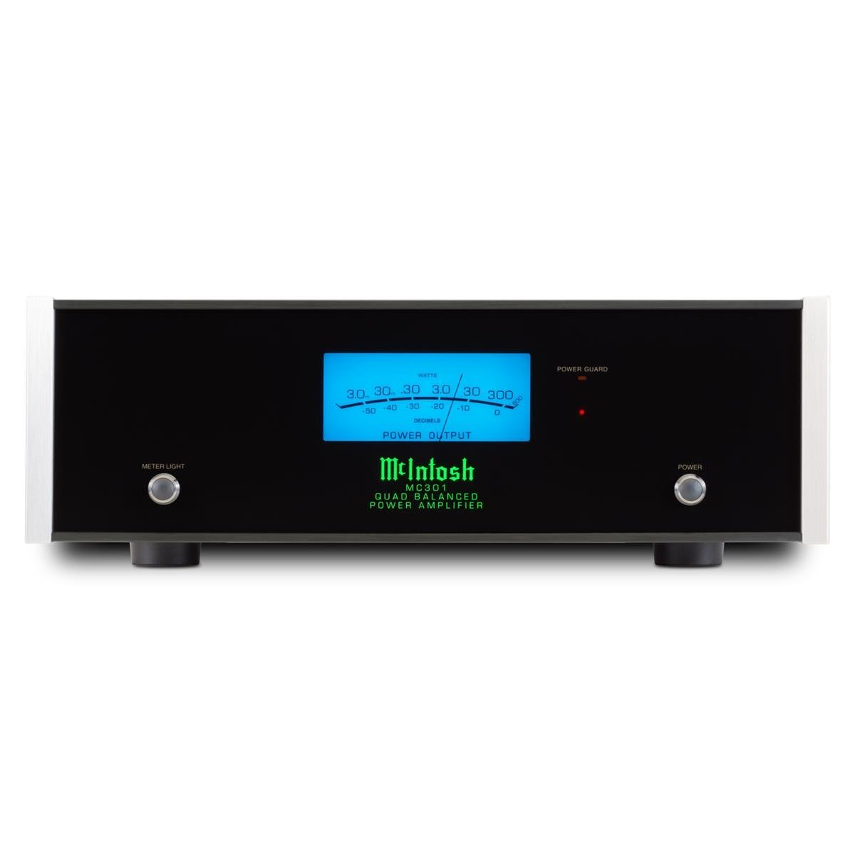 Mcintosh Mc301 Monoblock Power Amplifier World Wide Stereo High Quality View Larger Image Of