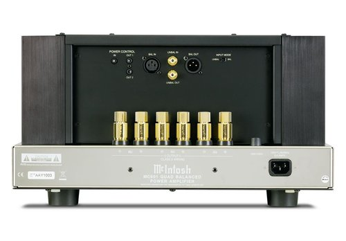 View Larger Image of MC601 600W Amplifier (Black)
