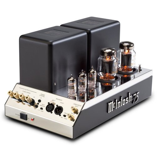 View Larger Image of MC75 Mono Vacuum Tube Power Amplifier