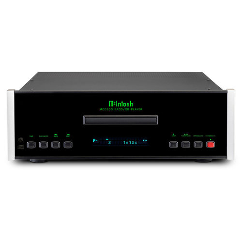 View Larger Image of MCD350 2-Channel SACD/CD Player