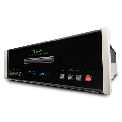 View Larger Image of MCT450 SACD/CD Transport