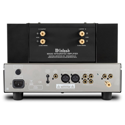 View Larger Image of MA252 Integrated Amplifier