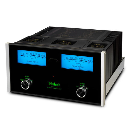 View Larger Image of MC312 2-Channel Solid State Amplifier