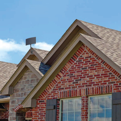 View Larger Image of Crescent Advanced Amplified Outdoor HDTV Antenna