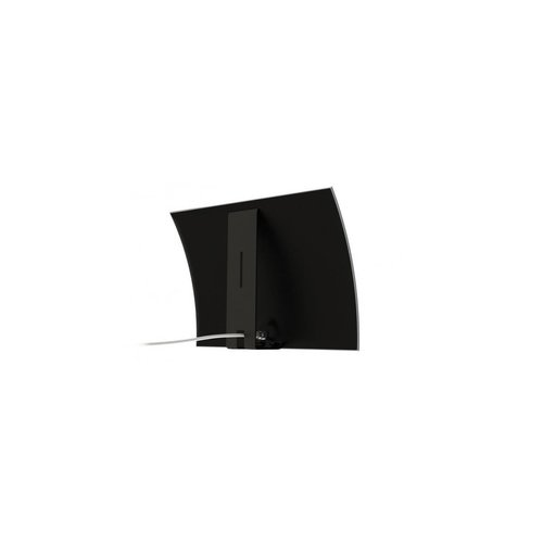 View Larger Image of Curve 50 Indoor Amplified HDTV Antenna (White)