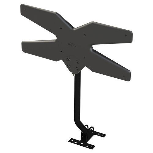 View Larger Image of Refurbished 60-Mile Attic/Outdoor HDTV Antenna - 2 Pack
