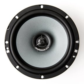"Maximo Ultra Coax 602 6-1/2"" 2-Way Coaxial Speakers"