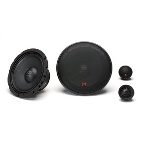 """Maximus 602 6-1/2"""" 2-Way Component Speakers with Integrated Crossovers"""