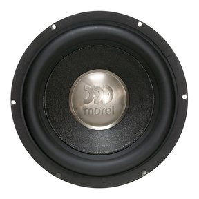"Primo 804 8"" 4-Ohm Component Subwoofer"
