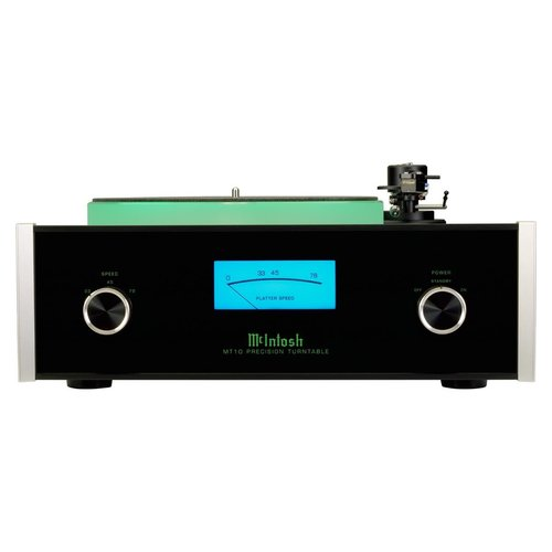 View Larger Image of MT10 Turntable (Black)