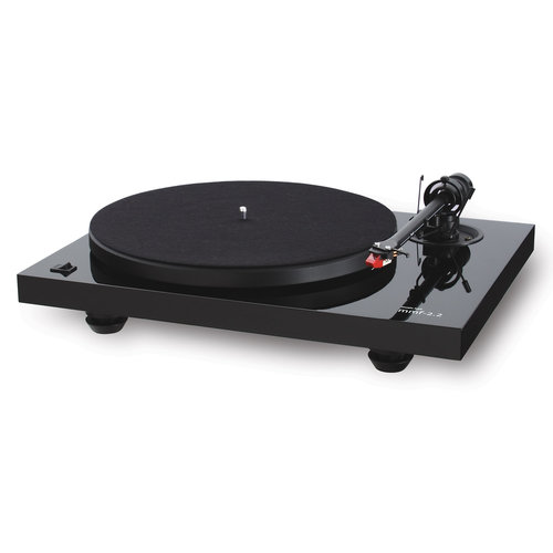 View Larger Image of MMF 2.2 2-Speed Audiophile Turntable