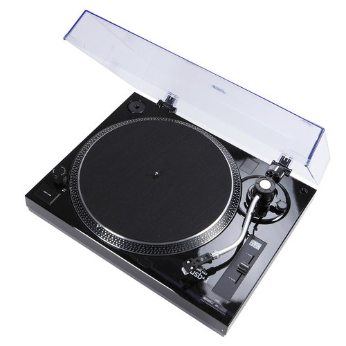 View Larger Image of USB-1 Turntable with USB Output